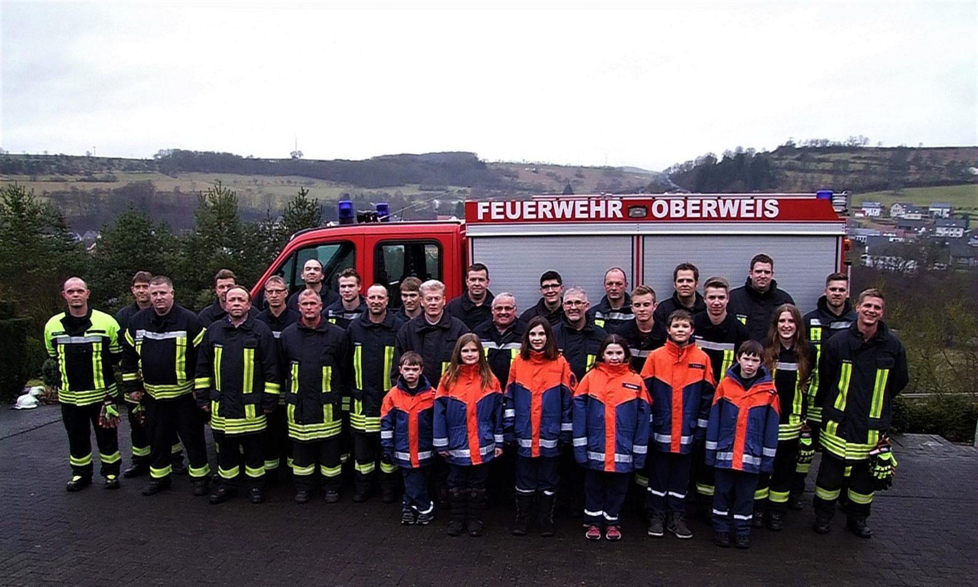 Feuerwehr Oberweis